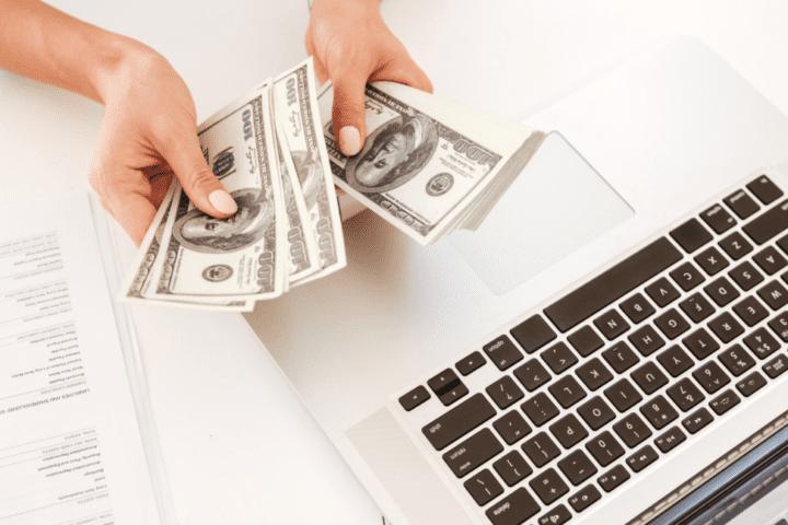 tjene penger på nett