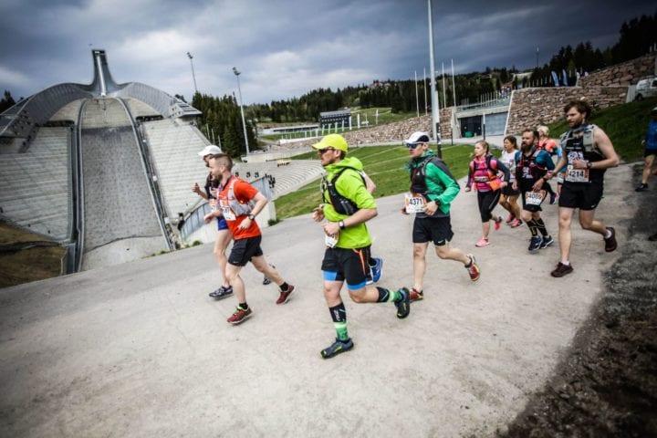 løpe i Oslo