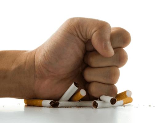 stumpe røyken