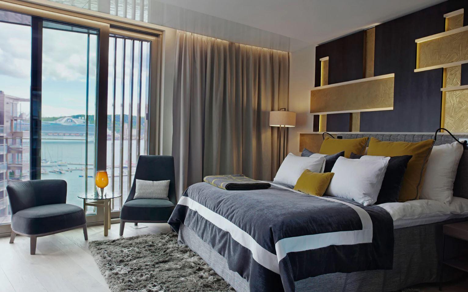 hotellene i Oslo