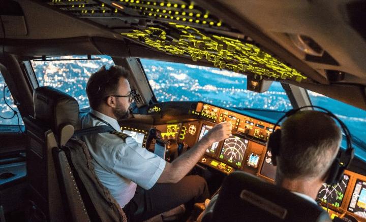 egentlig pilot