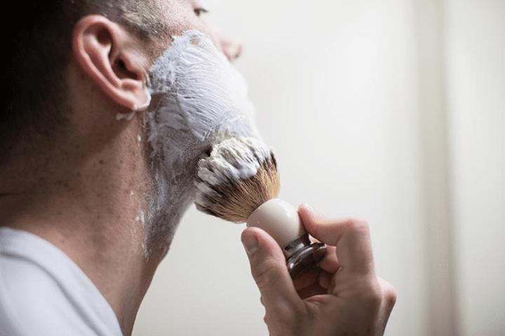 barbere seg riktig