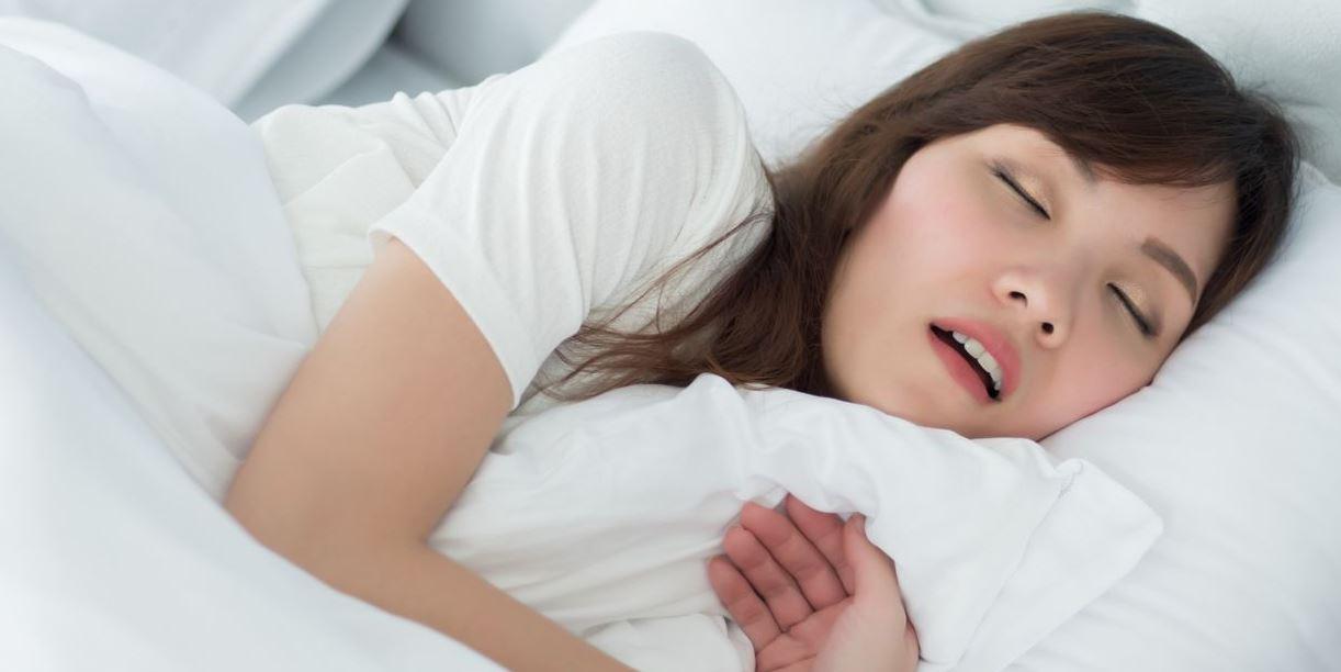 slutte å snorke