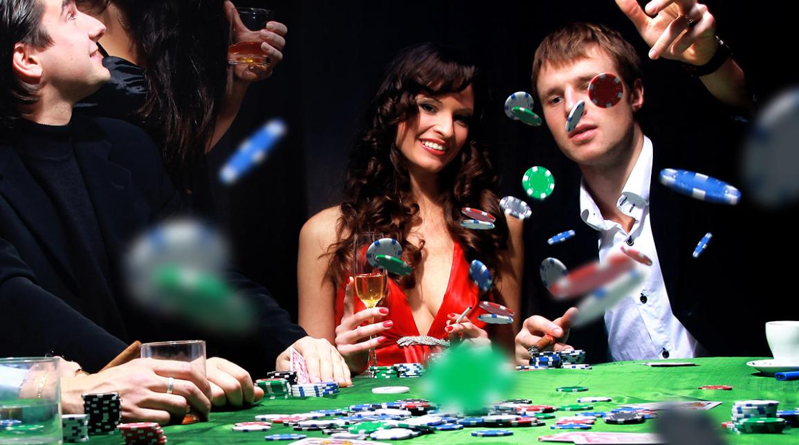 spille poker