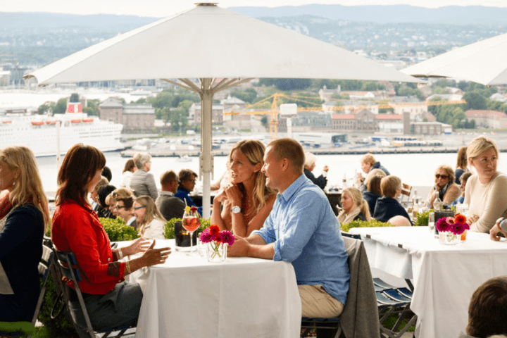 spise i Oslo