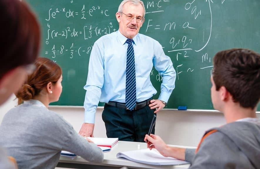 Hvordan bli lærer.