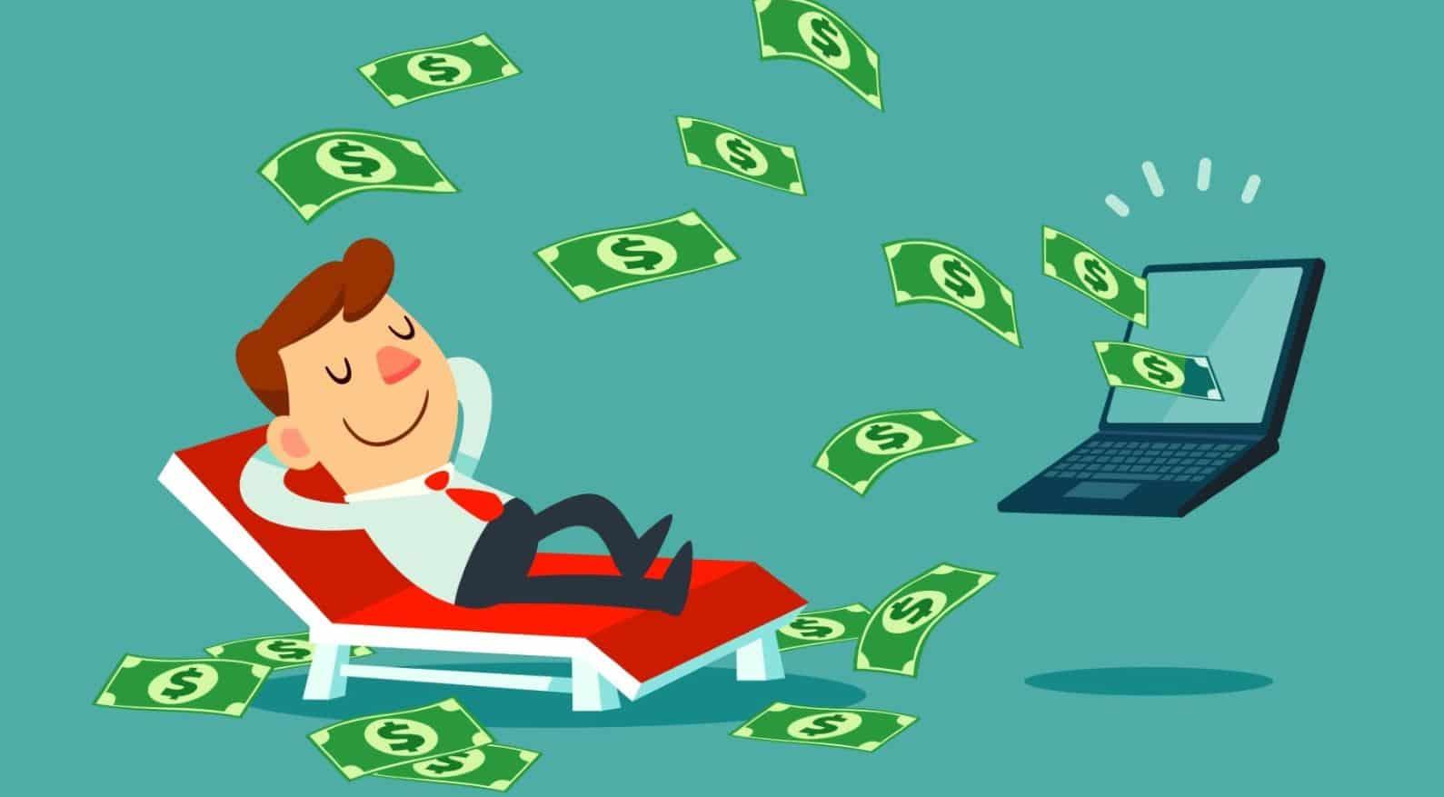 Hvordan kan du tjene penger på nett