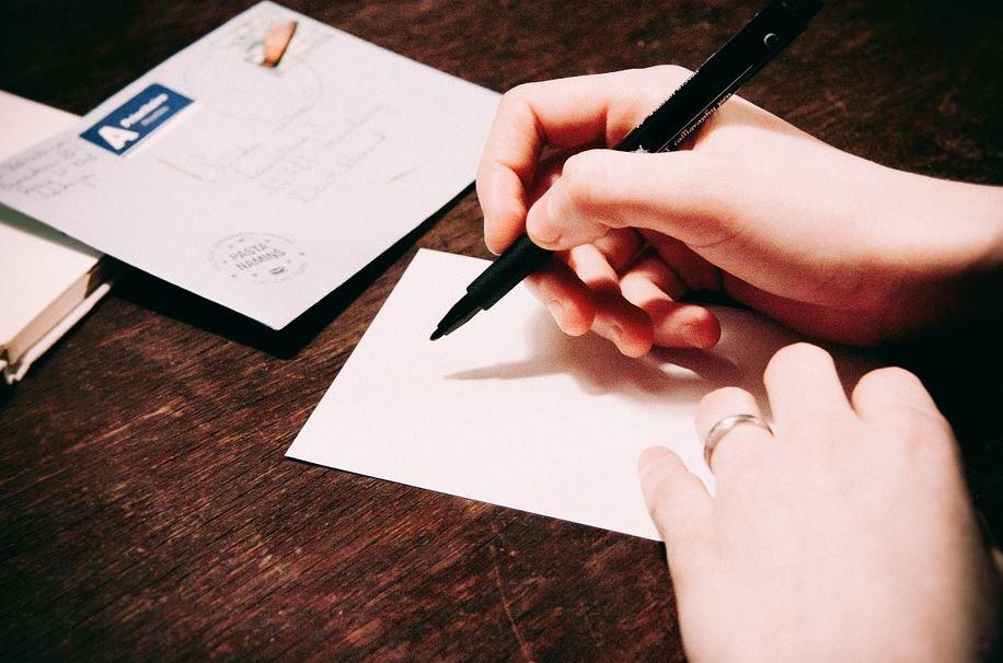 Hvordan skrive et motivasjonsbrev