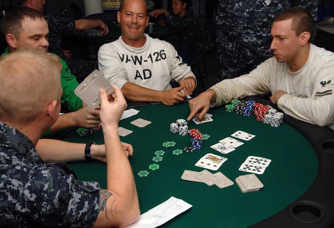 Hvordan spille poker
