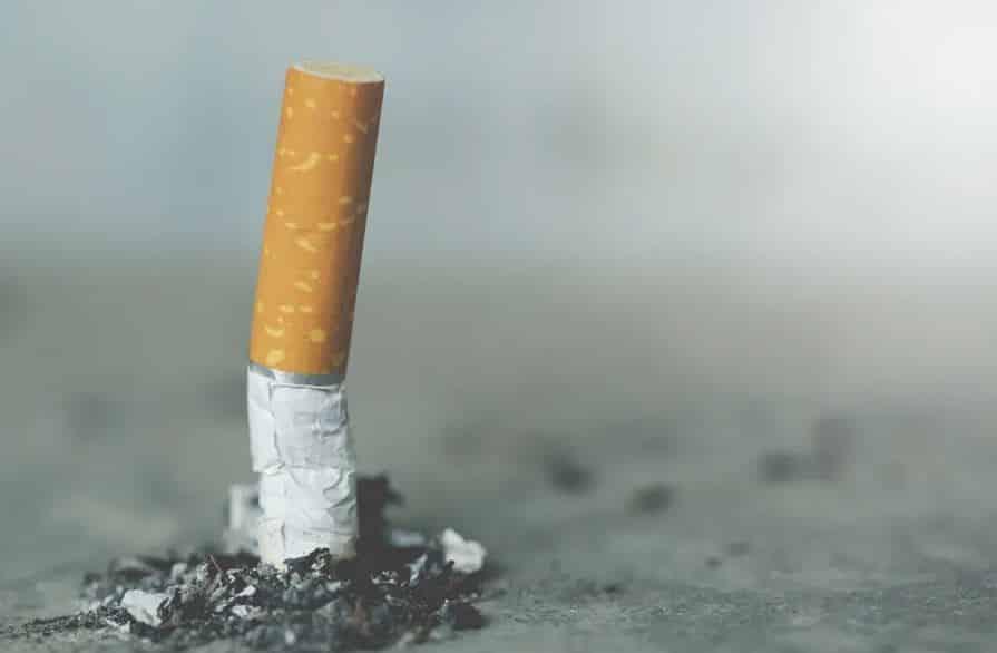 Hvordan stumpe røyken