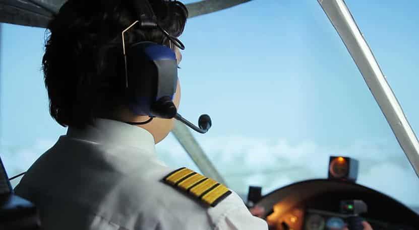 Kan du jobbe som pilot etter endt utdanning