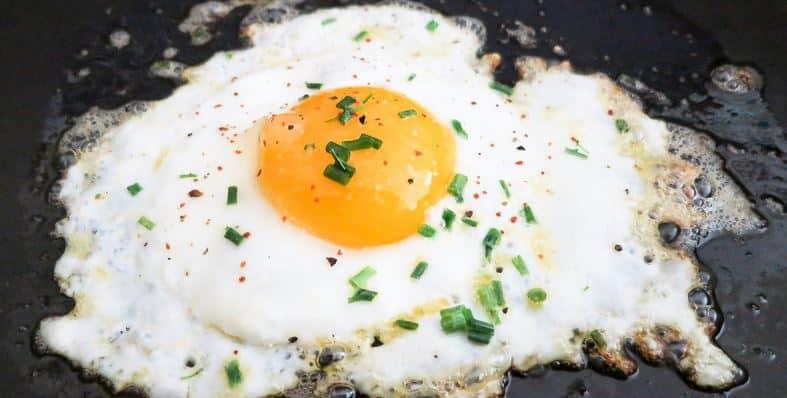 Server delikate egg