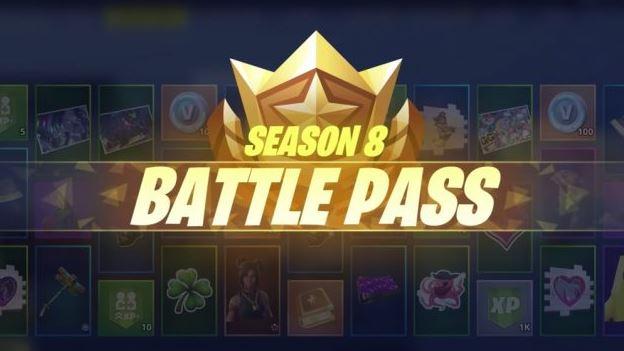 Sesonger og battle pass