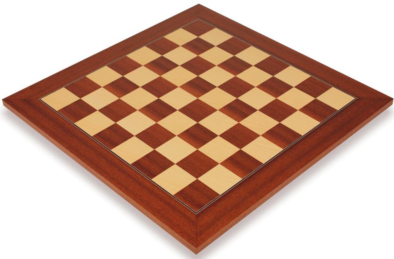Sjakkformer og spillbrett