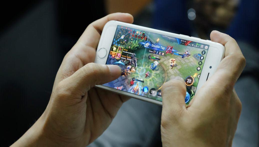 spillene for iPhone