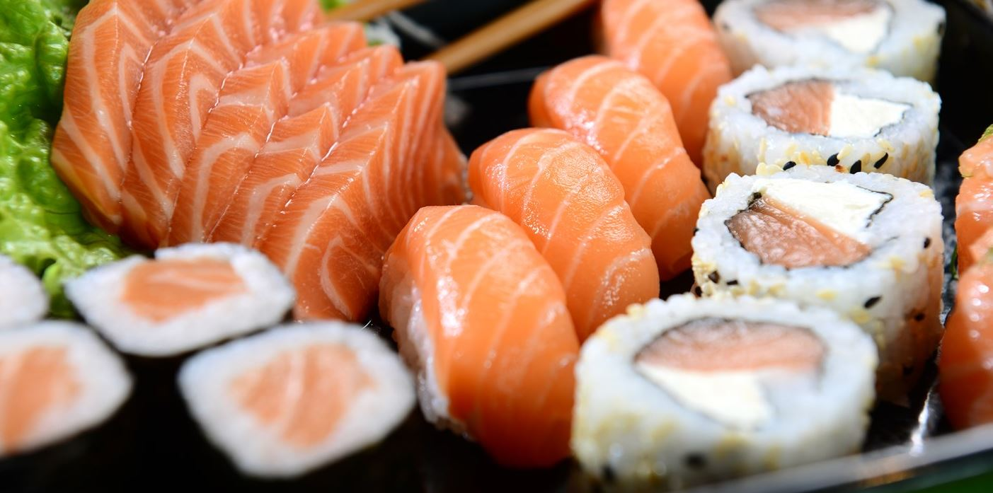 sushi i norge